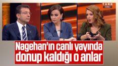 Nagehan Alçı, İmamoğlu'nun cevabıyla dondu kaldı
