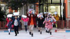 Öğrencilerin yarıyıl tatili başladı