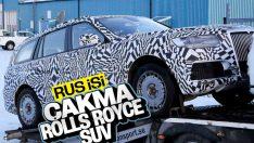 Rusların yerli SUV'u Aurus Komendant