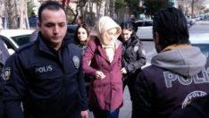 Sevgilisini tuvalette öldüren kadın tutuklandı