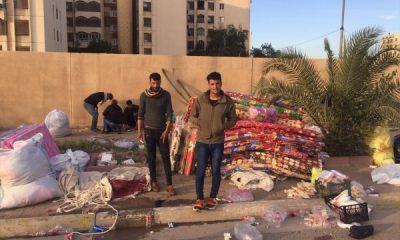 Şii milisler ABD Büyükelçiliği'nden çekiliyor