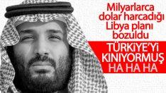 Suudi Arabistan, Türkiye'nin Libya tezkeresini kınadı
