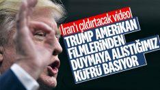 Trump Kasım Süleymani'ye küfretti