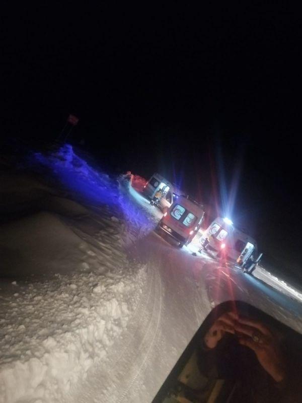 Yüksekova'da 4 kardeş sobadan zehirlendi
