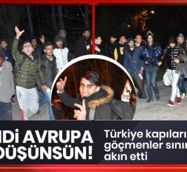 Türkiye Avrupa kapılarını açtı