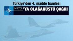 NATO, Türkiye'nin talebi üzerine olağanüstü toplanacak