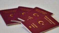 11 bin 27 kişinin pasaportundaki tedbir kaldırıldı