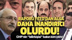 CHP'nin bilirkişisi de FETÖ ile irtibatlı çıktı.