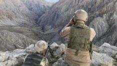 2 terörist daha ikna çalışmaları sonucu teslim oldu
