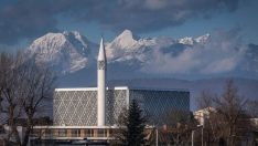 Slovenya'da ilk camii açıldı