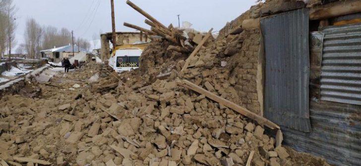Deprem'de ölenlerin sayısı 9'a yükseldi