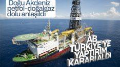 AB diplomatlarından iki Türk'e sondaj yaptırımı