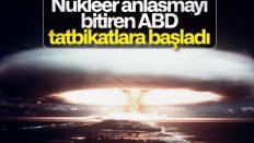 ABD'de Rusya'ya karşı nükleer tatbikat