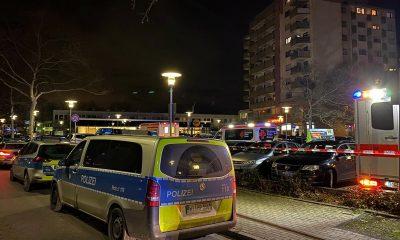 Almanya'da silahlı saldırıda 8 kişi öldü
