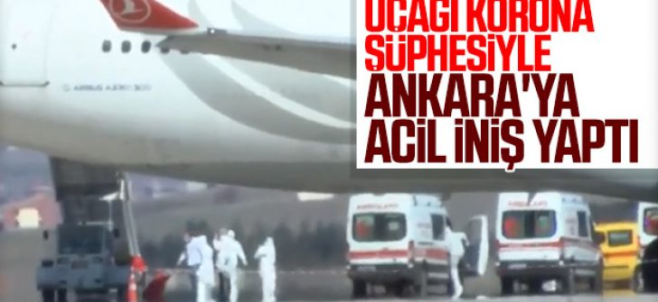 Ankara'da koronavirüs alarmı