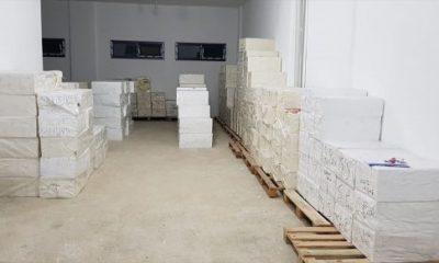 Aydın'da 52 bin 'korsan kitap' ele geçirildi