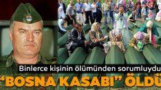 """""""Bosna Kasabı"""" Ratko Miladiç Geberdi!"""