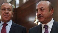 Çavuşoğlu: Suriye'deki durum S-400 anlaşmasını etkilemez