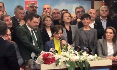 CHP'li Kaftancıoğlu tek başına aday