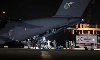 Çin'den Türkiye'ye uçakla gelenler karantinaya alındı