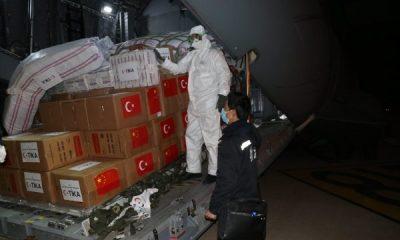 Çinliler Türkiye'nin yardımından mutlu