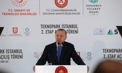 Cumhurbaşkanı Erdoğan: Ekonomiye güven arttı