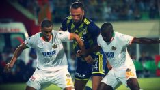 Fenerbahçe – Alanyaspor muhtemel 11'ler