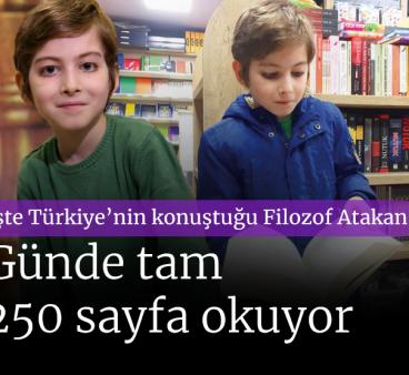 Türkiyenin konuştuğu filozof Atakan