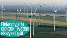 Finlandiya'da elektrik fiyatları eksi değere indi