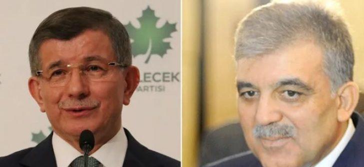 Davutoğlu'ndan Gül'ün 'Siyasal İslam çöktü' çıkışına yanıt