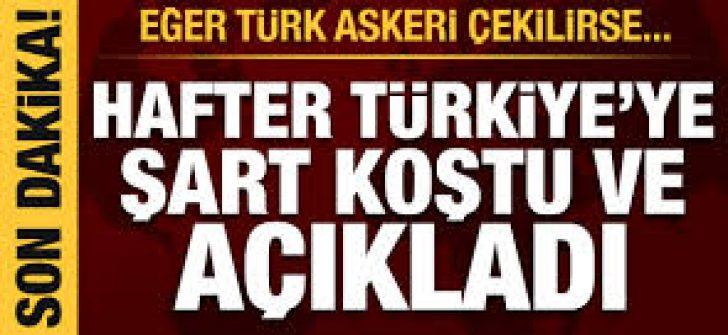 Eğer Türk askeri çekilirse…