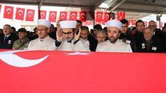 Türkiye şehitlerini göz yaşları ile uğurluyor