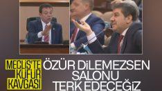 İBB Meclisi'nde küfür tartışması