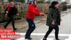 İdlib şehitleri için Hatay'da tören düzenlendi