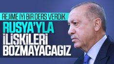 İdlib'de yaşananlar Cumhurbaşkanı Erdoğan'a soruldu