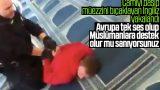 İngiltere'de cami görevlisine bıçaklı saldırı