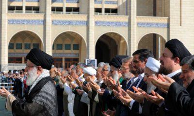 İran'da cuma namazına koronavirüs kısıtlaması