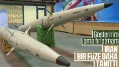 İran'dan yeni füze: Raad-500