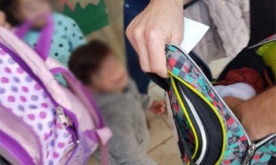 İsrail polisinden anaokuluna baskın