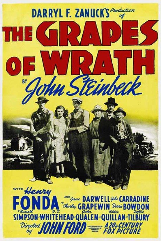 John Steinbeck ve ölümsüz eseri Gazap Üzümleri üzerine