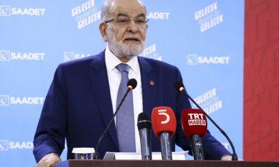 Karamollaoğlu, Esad'a operasyona karşı çıktı