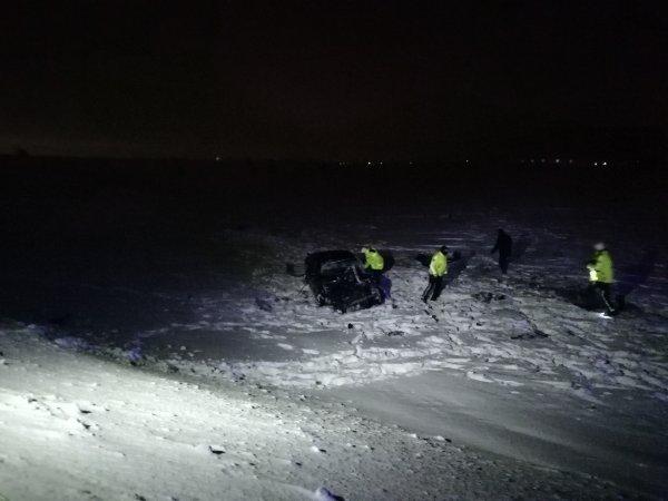 Kayseri'de araç takla attı: 2 ölü 2 yaralı