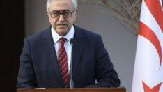 KKTC Cumhurbaşkanı Akıncı: Sözlerimin arkasındayım