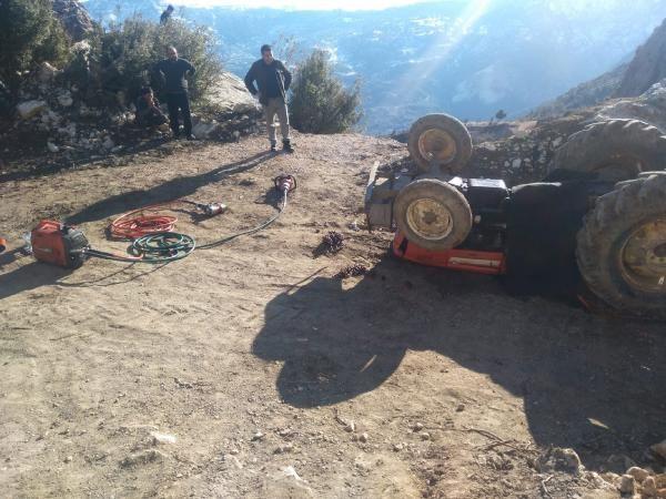 Kullandığıtraktörün altında kalan16 yaşındaki Ahmet öldü -2