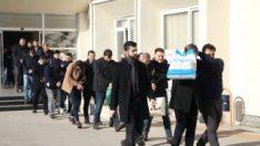 Mersin'deki tefeci operasyonu: 10 tutuklama
