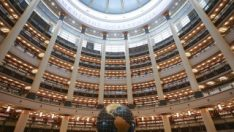 Millet Kütüphanesi kapılarını halka açıyor