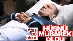 Mısır'ın devrik lideri Mübarek öldü