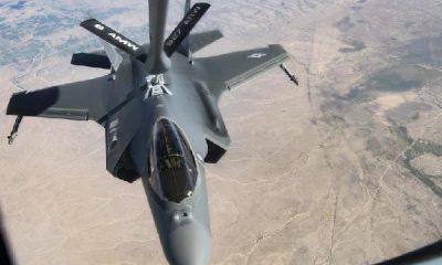 Pentagon, F35'lerin isabet oranını beğenmedi