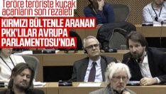 PKK, YPG/PYD yöneticileri Avrupa Parlamentosunda yer aldı