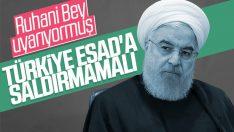Ruhani: Türkiye Soçi Mutabakatı'na uymalı
